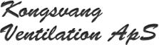 Kongsvang Ventilation ApS